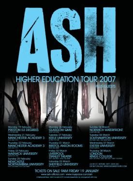 higher education tour feb/march 2007